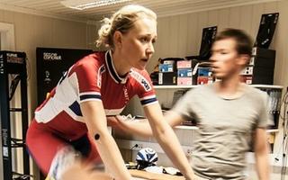 Norgesmester Tempo 2013 Tina Andreassen
