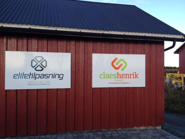 Elitetilpasning og Claes Henrik Sykkel logo