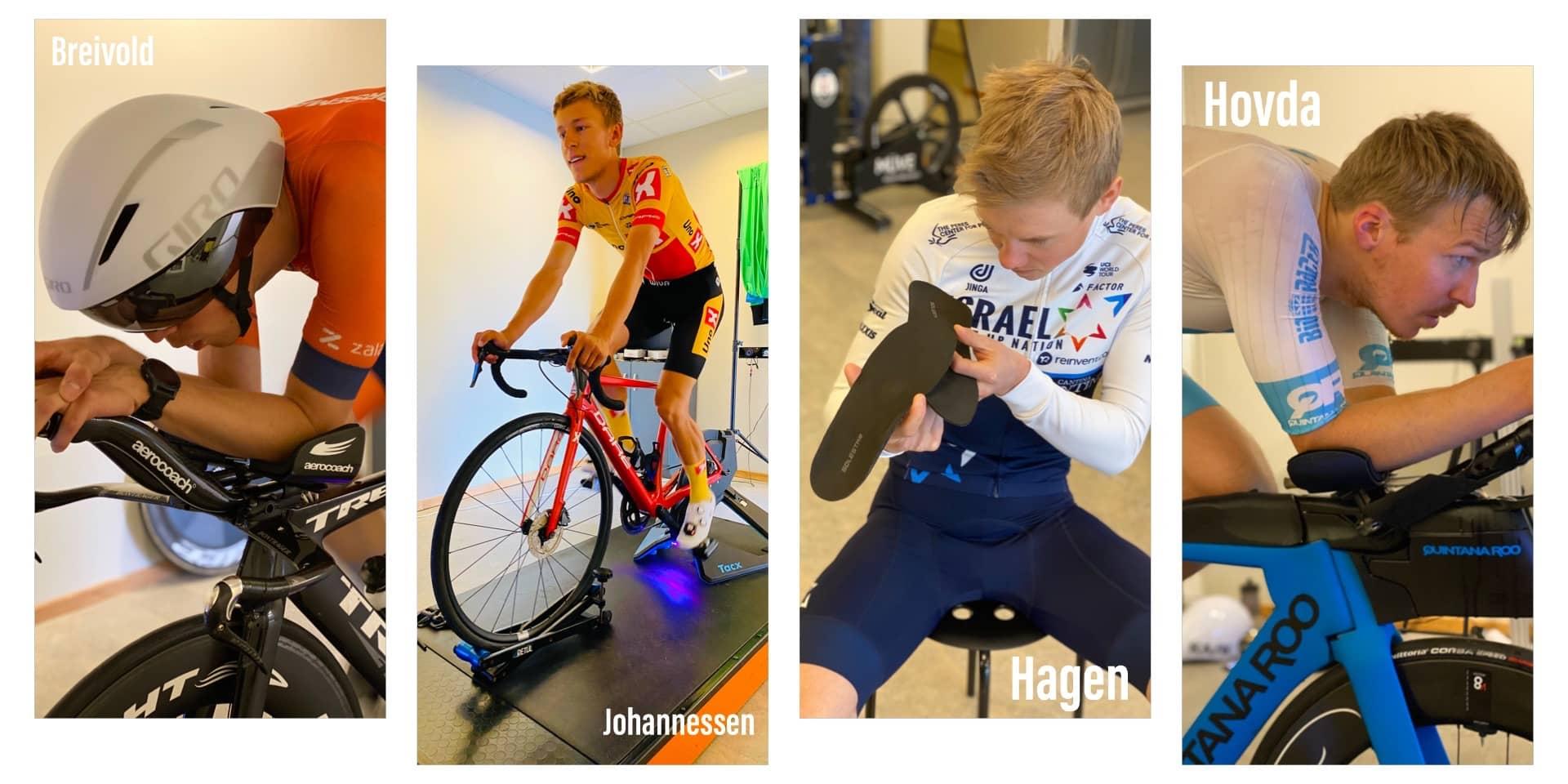 Sykkeltilpasning Drøbak - Forsidebanner